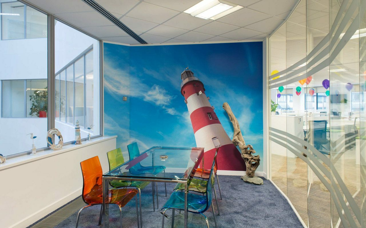 Commercial & Office Interiors