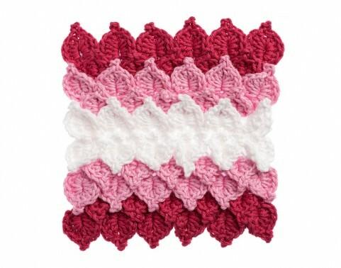 Ivy Crochet Squares