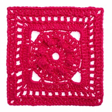 Ivy Crochet Squares Photography Firm