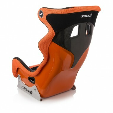 Shooting Corbeau's Colourful Racing Seats on a White Background Photography Firm