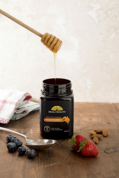 Real Health Manuka Honey by Pharmacare Photography Firm